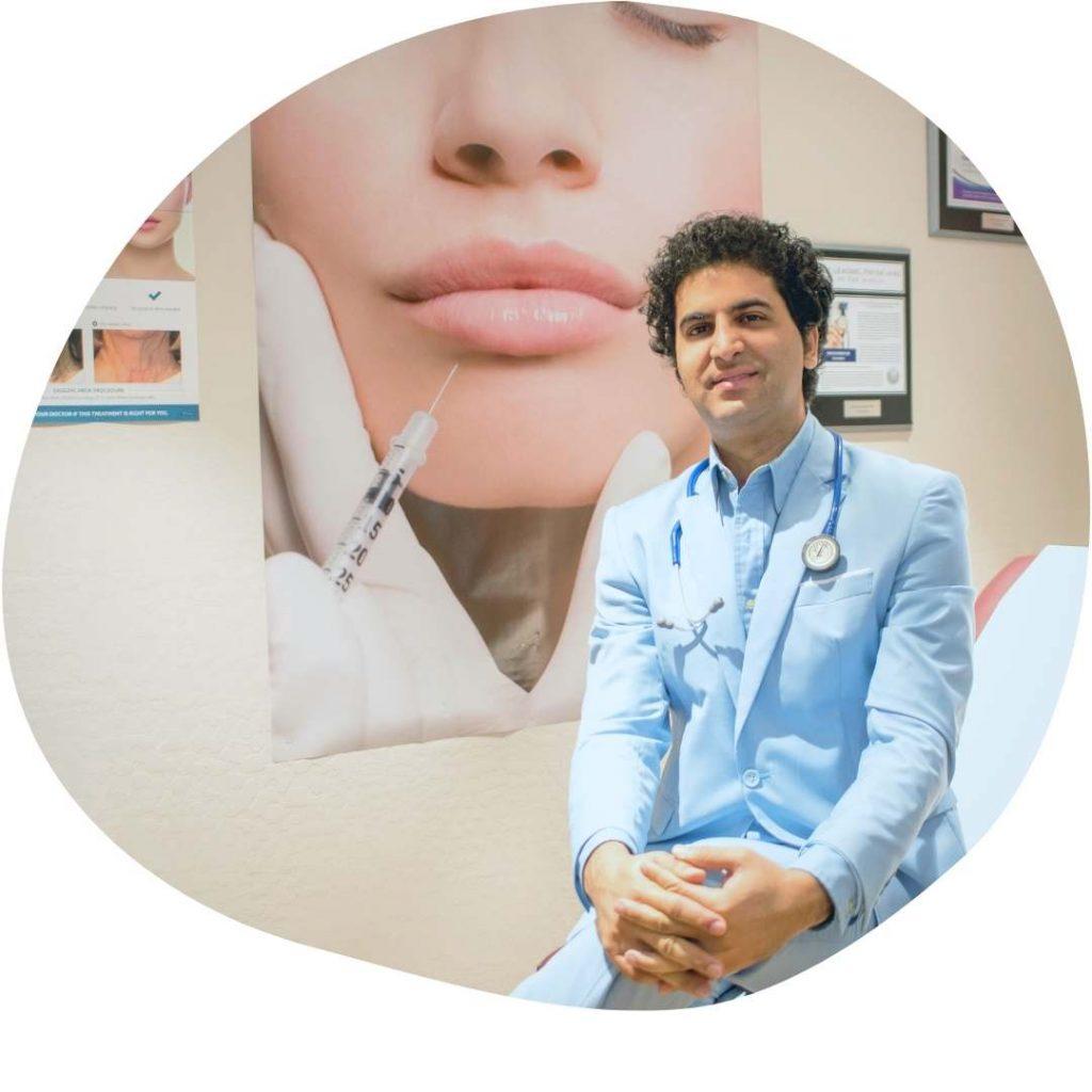 Dr.K Headshot FH Med Spa