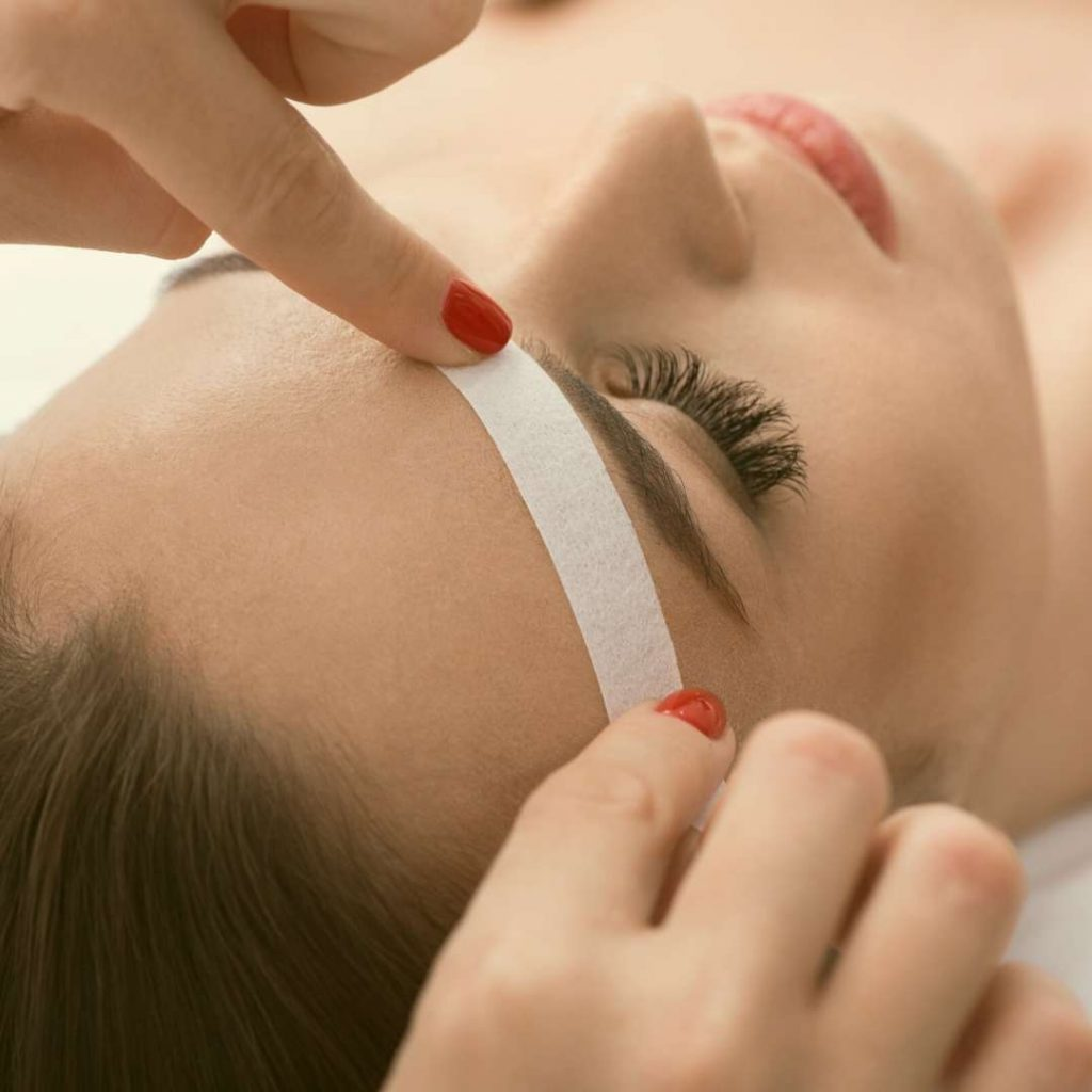 brows-waxing