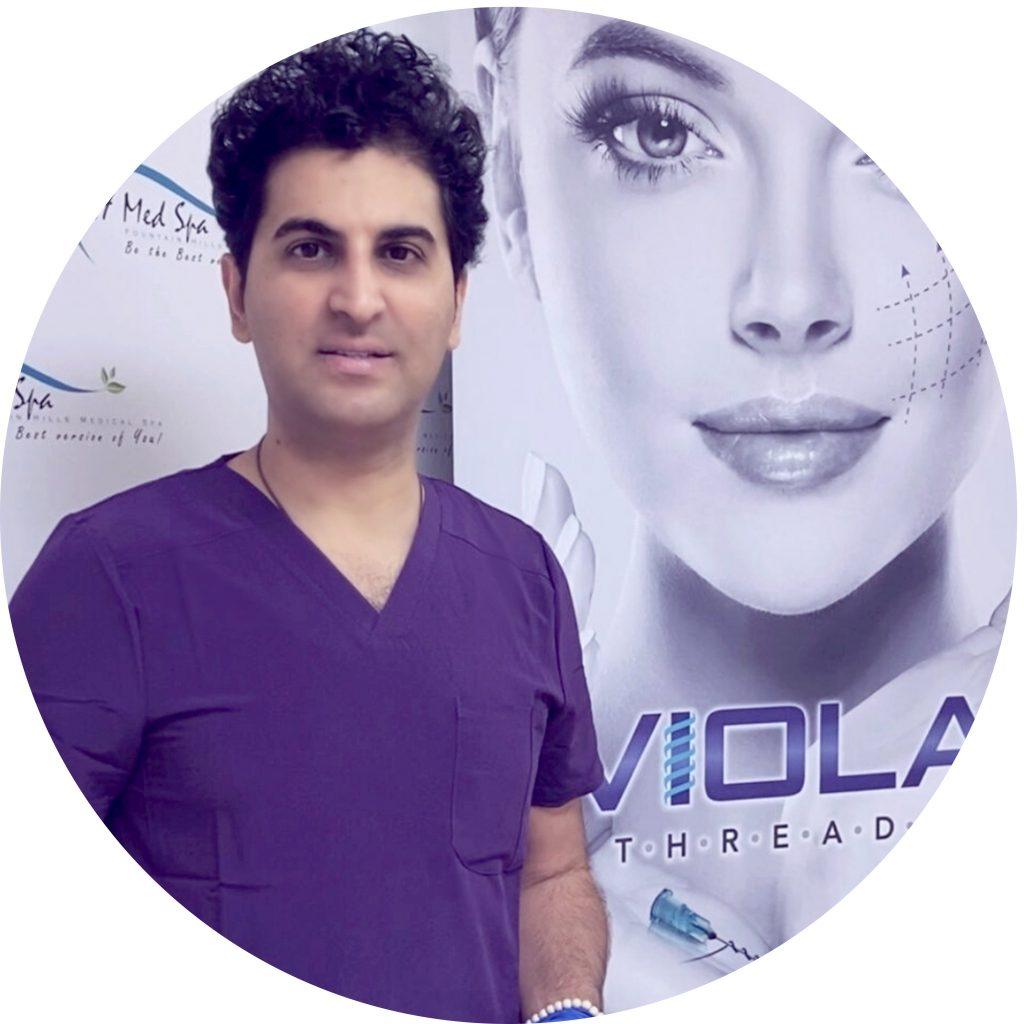 Dr. Kaveh Karandish - Dr. K MedSpa